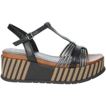 Schoenen Dames Sandalen / Open schoenen Marco Tozzi 2-28506-26 Black