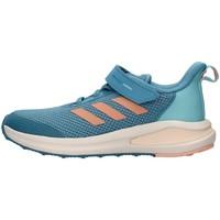 Schoenen Jongens Running / trail adidas Originals FY1342 BLUE