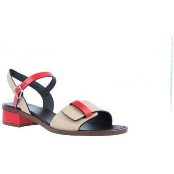 Schoenen Dames Sandalen / Open schoenen Plumers  Grijs