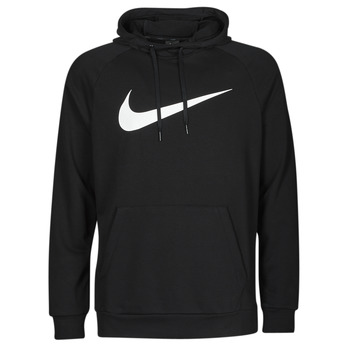 Textiel Heren Sweaters / Sweatshirts Nike NIKE DRI-FIT Zwart