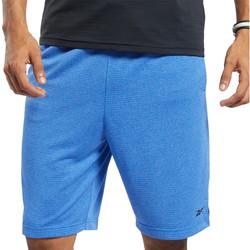 Textiel Heren Korte broeken / Bermuda's Reebok Sport  Blauw
