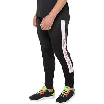Textiel Heren Trainingsbroeken Reebok Sport  Zwart