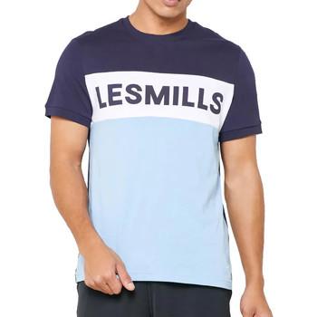 Textiel Heren T-shirts korte mouwen Reebok Sport  Blauw