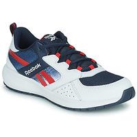 Schoenen Jongens Lage sneakers Reebok Sport ROAD SUPREME Wit / Marine / Rood