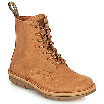 Schoenen Dames Laarzen Art MISANO Bruin