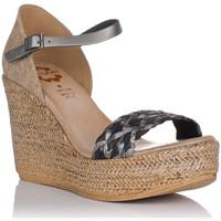 Schoenen Dames Sandalen / Open schoenen Porronet 2747 Grijs