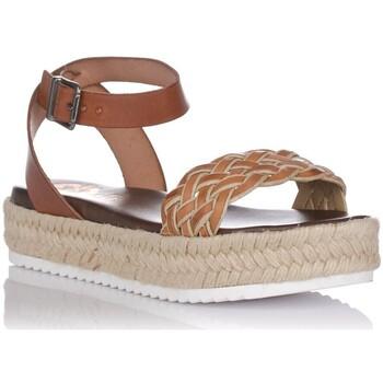 Schoenen Dames Sandalen / Open schoenen Porronet 2764 Bruin