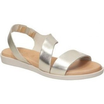 Schoenen Dames Sandalen / Open schoenen Tarke SANDALIAS KAOLA- 915 SEÑORA PLATINO Doré