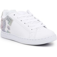 Schoenen Dames Lage sneakers DC Shoes DC Court Graffik 300678-TRW white
