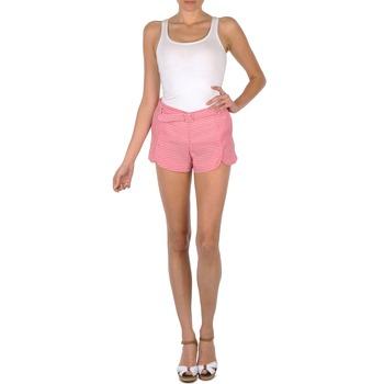 Textiel Dames Korte broeken / Bermuda's Brigitte Bardot MAELA Roze