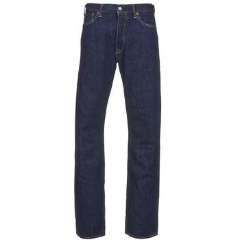 Textiel Heren Straight jeans Levi's 501 LEVIS ORIGINAL FIT Onewash