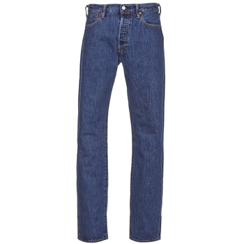 Textiel Heren Straight jeans Levi's 501® Levi's®ORIGINAL FIT Stonewash