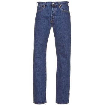 Textiel Heren Straight jeans Levi's 501 LEVIS ORIGINAL FIT Stonewash