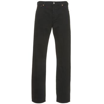 Textiel Heren Straight jeans Levi's 501 LEVIS ORIGINAL FIT Zwart