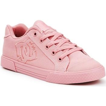 Schoenen Dames Lage sneakers DC Shoes DC Chelsea TX 303226-ROS pink