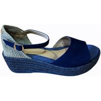 Schoenen Dames Sandalen / Open schoenen Toni Pons TOPSAYAmari blu