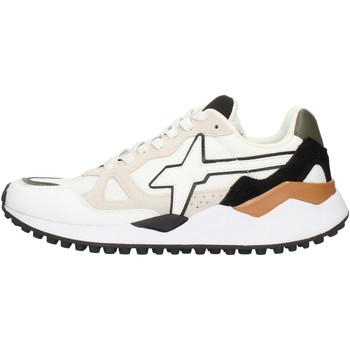 Schoenen Heren Lage sneakers W6yz 001201518310 White