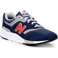 Schoenen Heren Lage sneakers New Balance CM997HAY grey, navy