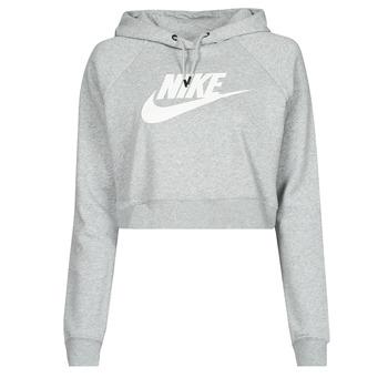 Textiel Dames Sweaters / Sweatshirts Nike NIKE SPORTSWEAR ESSENTIAL Grijs / Wit