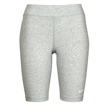 Textiel Dames Leggings Nike NIKE SPORTSWEAR ESSENTIAL Grijs / Wit