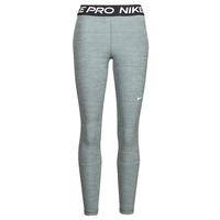Textiel Dames Leggings Nike NIKE PRO 365 Grijs / Zwart / Wit