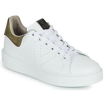 Schoenen Dames Lage sneakers Victoria UTOPIA VEGANA SERRAJE Wit