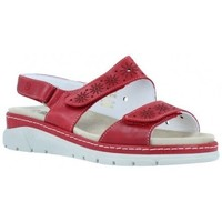 Schoenen Dames Sandalen / Open schoenen Suave  Rood