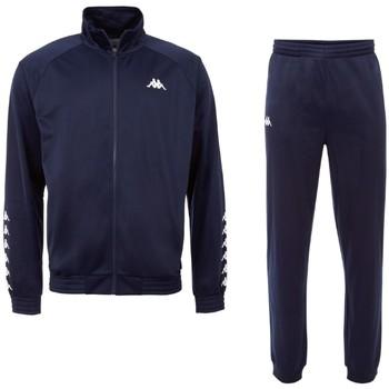 Textiel Heren Trainingspakken Kappa Till Training Suit Bleu marine