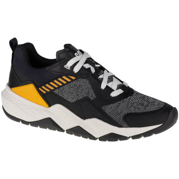 Schoenen Heren Lage sneakers Caterpillar Groundwork Mesh Noir