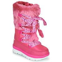Schoenen Meisjes Snowboots Agatha Ruiz de la Prada APRESKI Roze