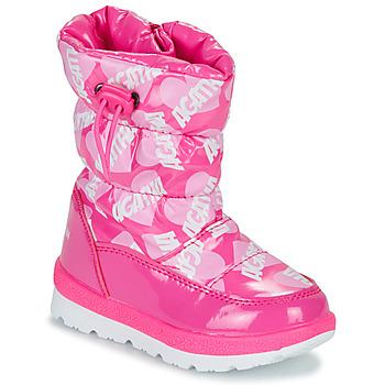 Schoenen Meisjes Snowboots Agatha Ruiz de la Prada APRESKI Zilver