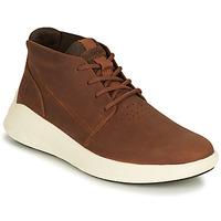 Schoenen Heren Hoge sneakers Timberland BRADSTREET ULTRA PT CHK Bruin