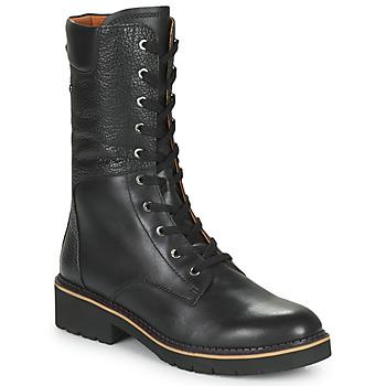 Schoenen Dames Laarzen Pikolinos VICAR Zwart