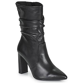 Schoenen Dames Hoge laarzen Tamaris BRESSA Zwart