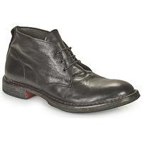 Schoenen Heren Laarzen Moma MINSK Zwart