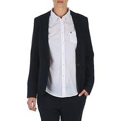Textiel Dames Jasjes / Blazers Marc O'Polo CLOTHILDE Marine