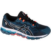 Schoenen Kinderen Running / trail Asics Gel-Quantum 360 6 GS Bleu