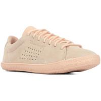 Schoenen Meisjes Lage sneakers Le Coq Sportif Charline PS Roze