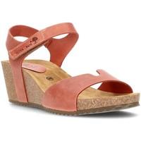 Schoenen Dames Sandalen / Open schoenen Interbios SANDALEN  5649 DAKPAN