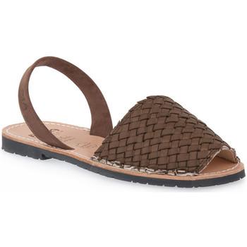 Schoenen Dames Sandalen / Open schoenen Rio Menorca RIA MENORCA CACAO 3054 Giallo