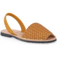 Schoenen Dames Sandalen / Open schoenen Rio Menorca RIA MENORCA MUSTARD 3039 Arancione