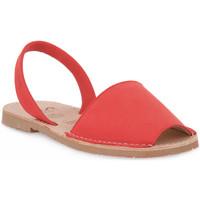 Schoenen Dames Sandalen / Open schoenen Rio Menorca RIA MENORCA ROJO NABOUK Rosso