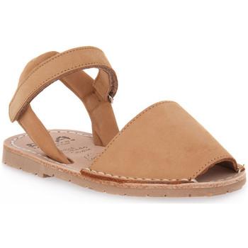 Schoenen Meisjes Sandalen / Open schoenen Rio Menorca RIA MENORCA CUERO NABOUK Marrone