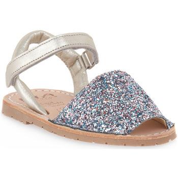 Schoenen Meisjes Sandalen / Open schoenen Rio Menorca RIA MENORCA  C39 GLITTER Grigio