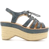 Schoenen Dames Sandalen / Open schoenen Police 883 V70 Blauw