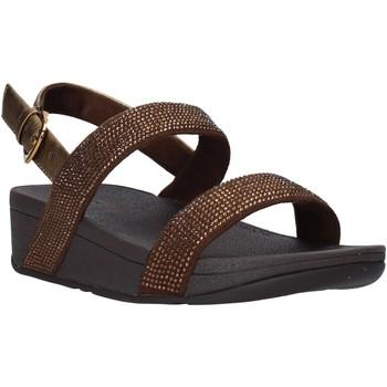 Schoenen Dames Sandalen / Open schoenen FitFlop T77-012 Bruin