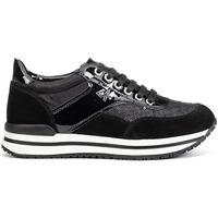 Schoenen Dames Lage sneakers Lumberjack SW04805 010 V91 Zwart