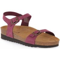 Schoenen Dames Sandalen / Open schoenen Grunland BORDO 11HOLA Rosso