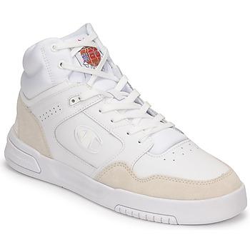 Schoenen Heren Hoge sneakers Champion MID CUT SHOE CLASSIC Z80 MID Wit