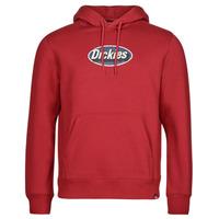 Textiel Heren Sweaters / Sweatshirts Dickies SAXMAN HOODIE BIKING Bordeau